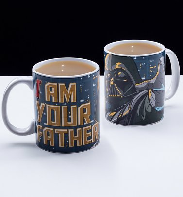 Star Wars I Am Your Father Mug
