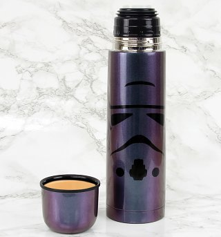 Star Wars Iridescent Stormtrooper Vacuum Flask
