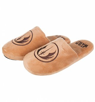 Star Wars Jedi Slip On Slippers