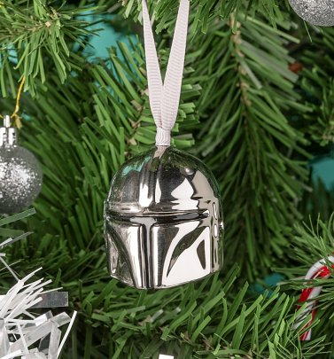 Star Wars Mandalorian Helmet Hanging Decoration