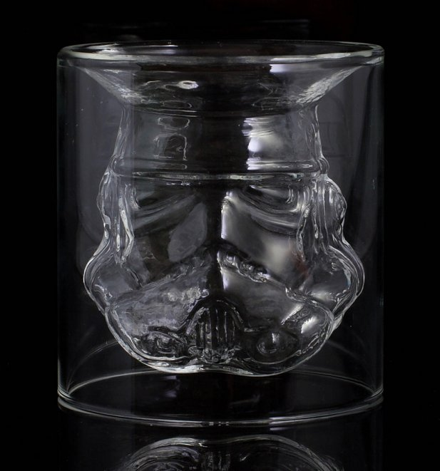 Star Wars Original Stormtrooper Glass Tumbler