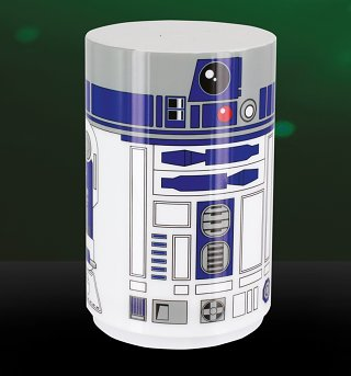 Star Wars R2-D2 Mini Light With Sounds