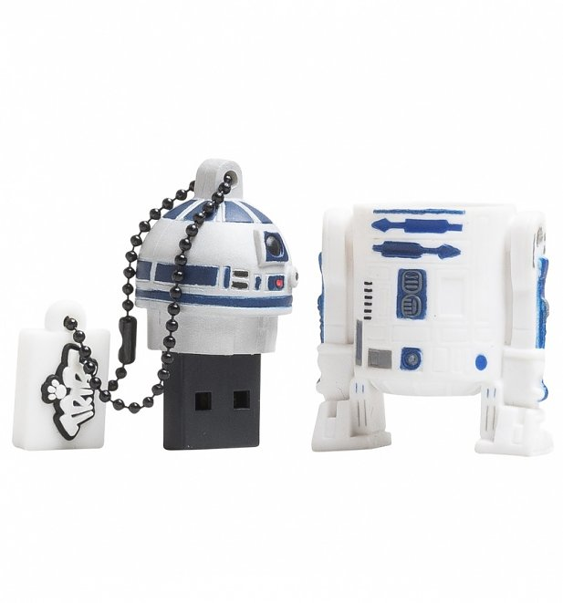 star wars r2 d2 usb 8gb memory stick. Black Bedroom Furniture Sets. Home Design Ideas