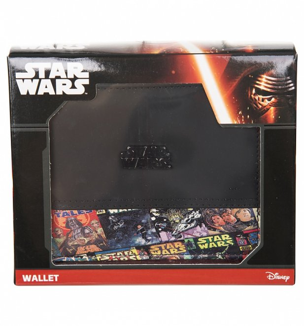 Star Wars Rebel Inside Print Wallet