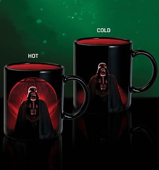 Star Wars Rogue One Darth Vader Heat Change Mug