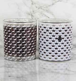 Star Wars Set Of 2 Glasses