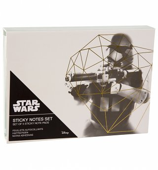 Star Wars Sticky Notes Set