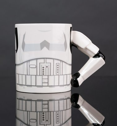 Star Wars Stormtrooper Arm Meta Merch Mug