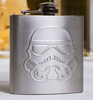Star Wars Stormtrooper Hip Flask