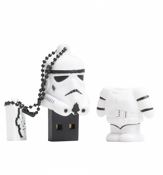star wars stormtrooper usb 8gb memory stick. Black Bedroom Furniture Sets. Home Design Ideas