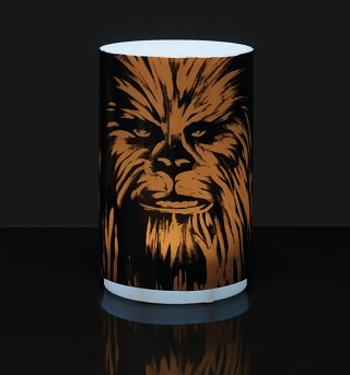 Star Wars Episode VIII The Last Jedi Chewbacca Mini Light With Sounds