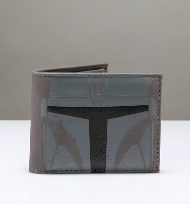 Star Wars The Mandalorian Wallet