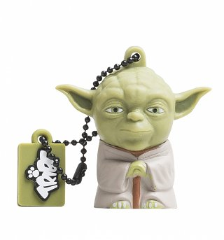 Star Wars Yoda USB 8GB Memory Stick