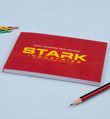 Stark Industries Magnetic Notepad