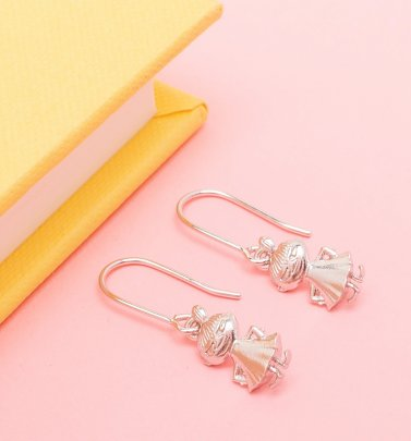 Sterling Silver Little My Moomin Earrings