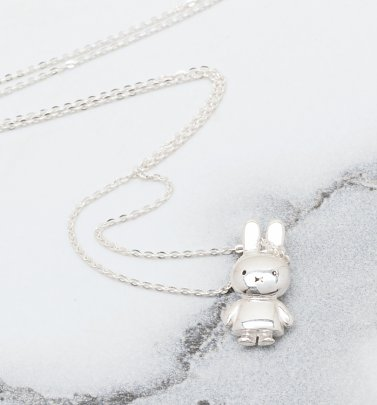 Sterling Silver Miffy Neckace