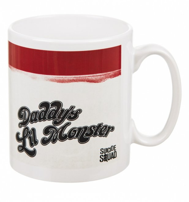 Suicide Squad Daddy's Lil Monster Mug