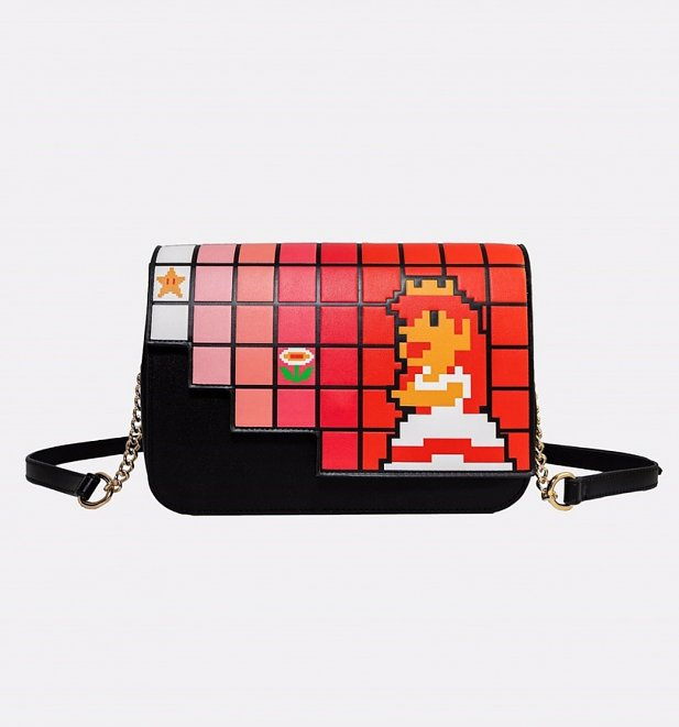 Super Mario Princess Peach Shoulder Bag from Danielle Nicole