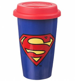 Superman Travel Mug