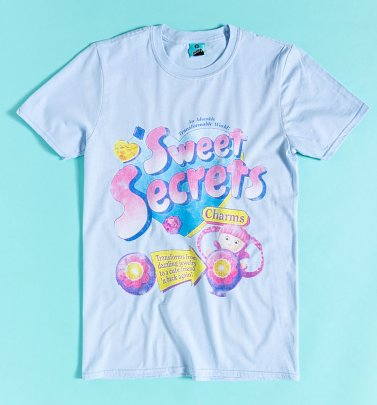 Sweet Secrets Light Blue T-Shirt