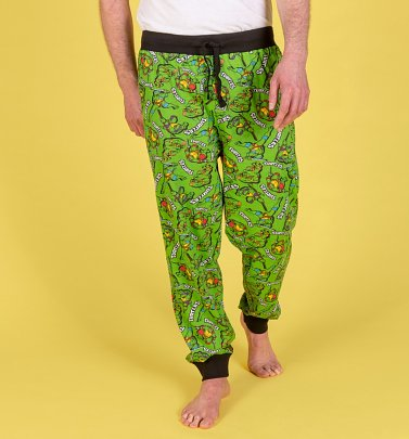 Teenage Mutant Ninja Turtles Cuffed Loungepants