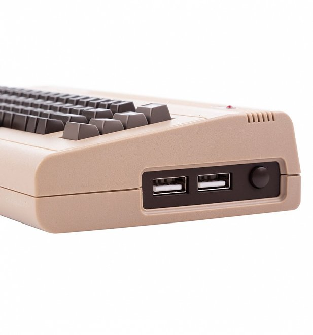 The Commodore 64 Mini Console