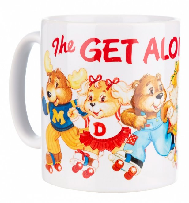 The Get Along Gang Boxed Mug
