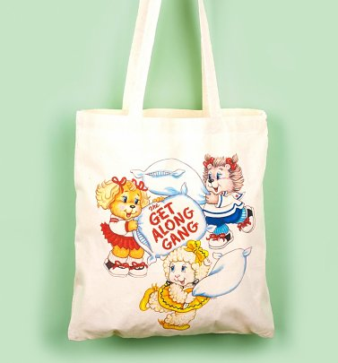The Get Along Gang Pillow Fight Tote Bag