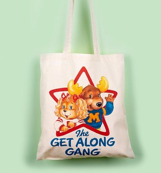 The Get Along Gang Star Tote Bag
