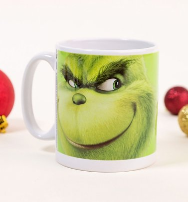 The Grinch Merry Whatever Mug