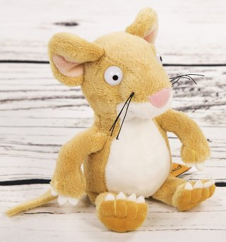 The Gruffalo Mouse Soft Toy