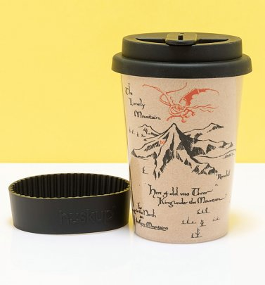 The Hobbit Eco Travel Mug from Huskup