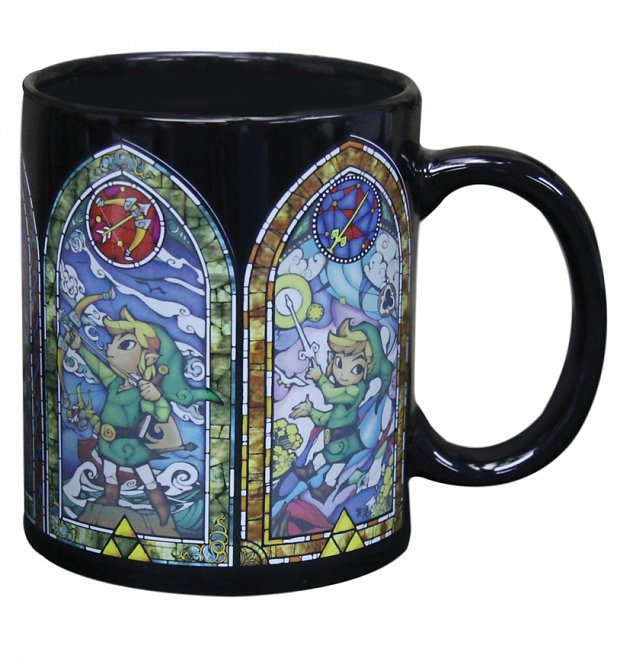 The Legend Of Zelda Heat Change Mug