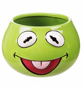 The Muppets Kermit Planter