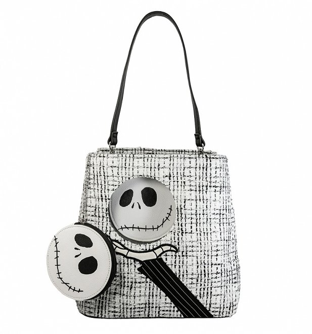 The Nightmare Before Christmas Convertible Jack Skellington Disney Backpack from Danielle Nicole