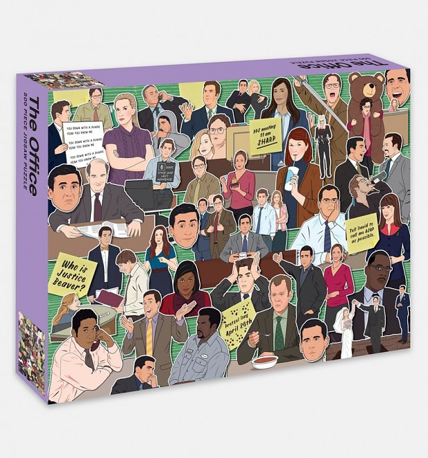 The Office 500 Piece Jigsaw Puzzle