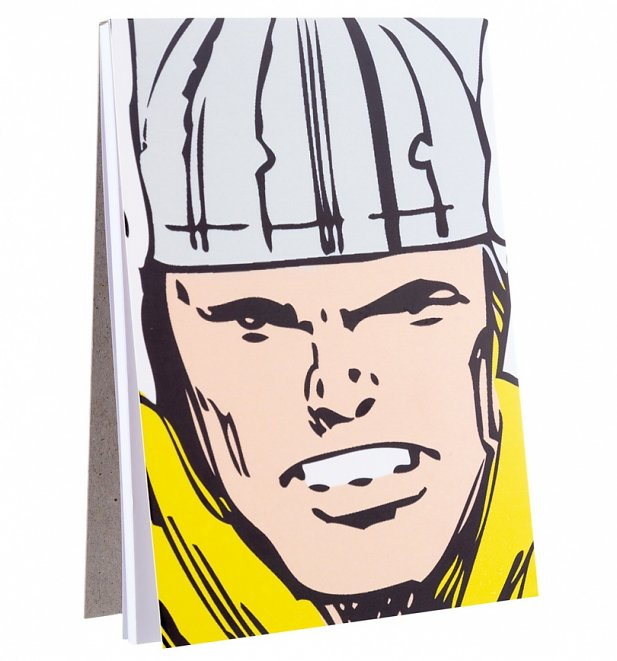 Thor Face Magnetic Notepad