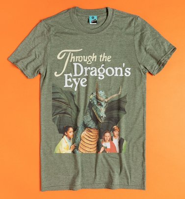 Through The Dragon's Eye Marl T-Shirt
