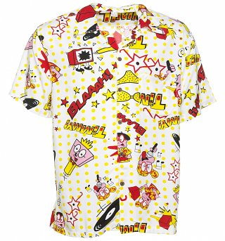 Timmy Mallett Utterly Brilliant Oversized Wacaday Shirt