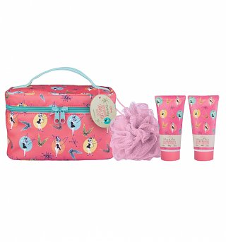 Tinker Bell Disney Body Dazzler Travel Case Gift Set