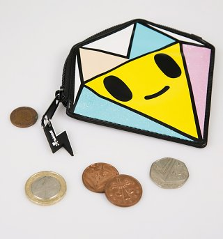 Tokidoki Diamond Shaped Purse