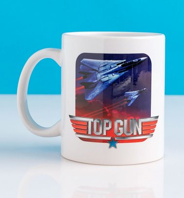 Top Gun Fighter Jets Mug
