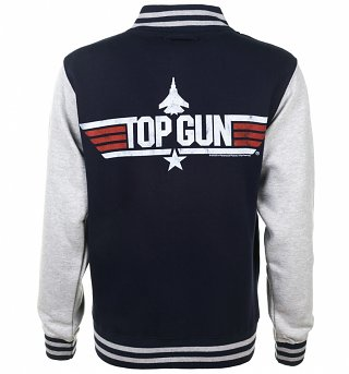 Top Gun Varsity Jacket