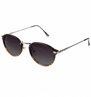 Tortoiseshell And Gold Sunglasses from Jeepers Peepers