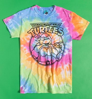 Turtles Tie Dye T-Shirt