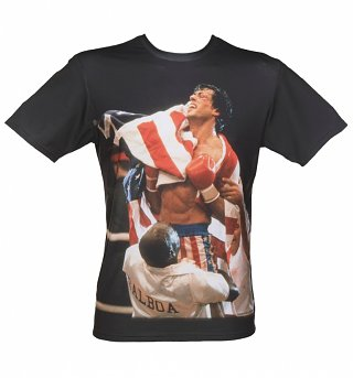 Unisex Rocky Fight T-Shirt