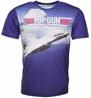 Top Gun Scene Sublimation T-Shirt