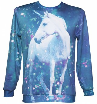 Unisex Unicorn Sweater from Mr Gugu & Miss Go