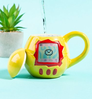 Virtual Pet 3D Heat Changing Mug