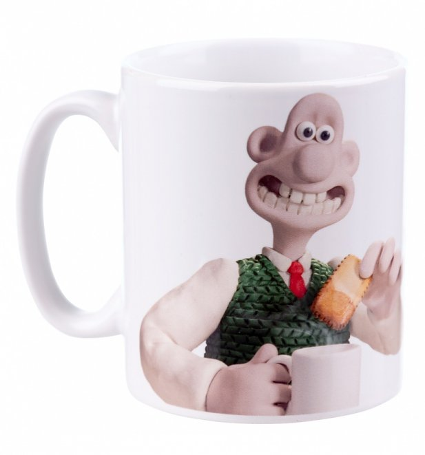 Wallace And Gromit Cup Of Tea Boxed Mug